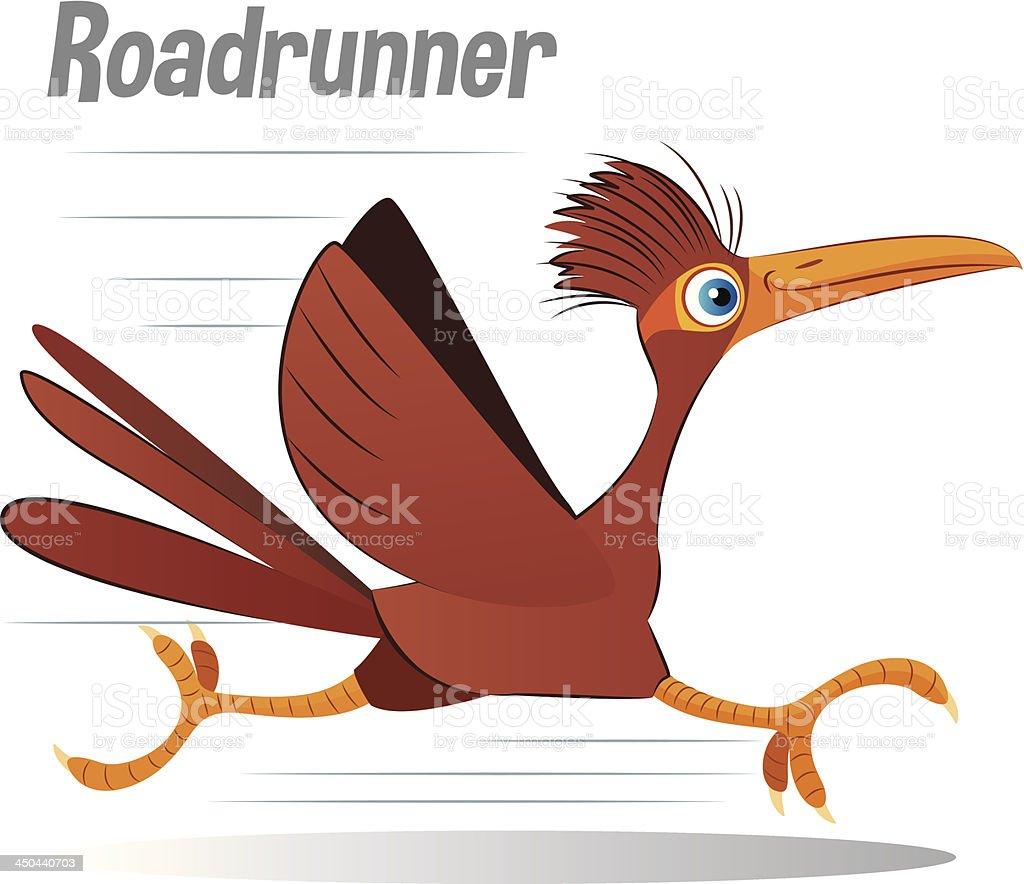 royalty free roadrunner clip art vector images illustrations istock rh istockphoto com Road Runner Logo Road Runner Logo
