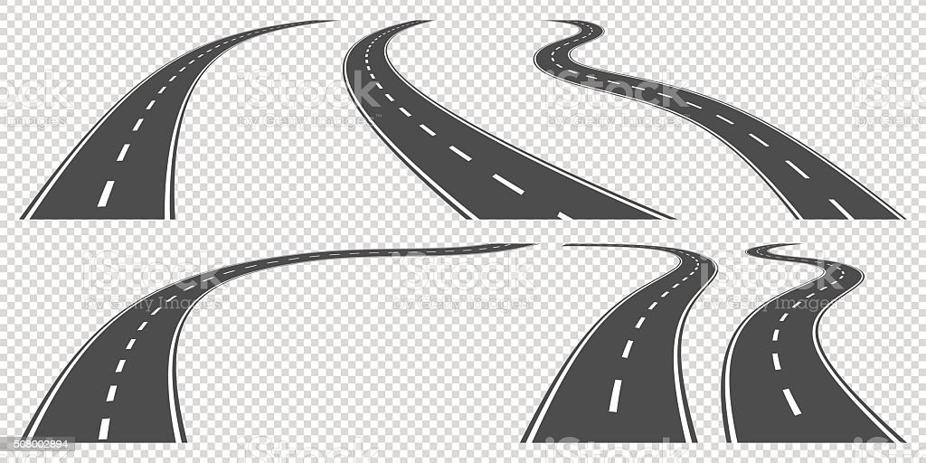 royalty free highway clip art vector images illustrations istock rh istockphoto com road clip art free road clip art free