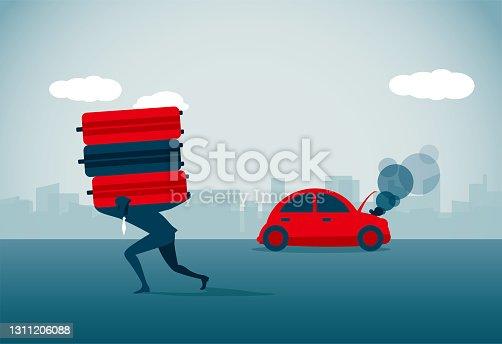 istock Roadside Assistance 1311206088