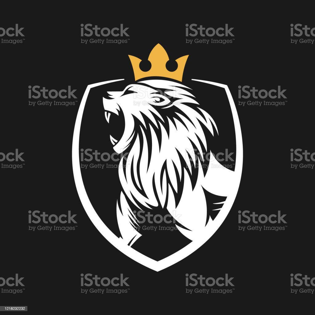 Outline Roaring Lion Logo : Check out our roaring lion logo selection for the very best in unique or custom, handmade pieces from our shops.