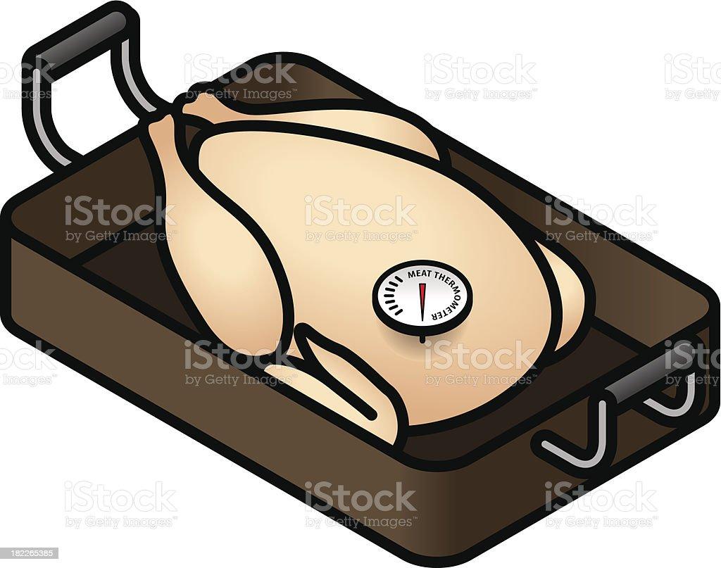 Roast royalty-free roast stock vector art & more images of bird