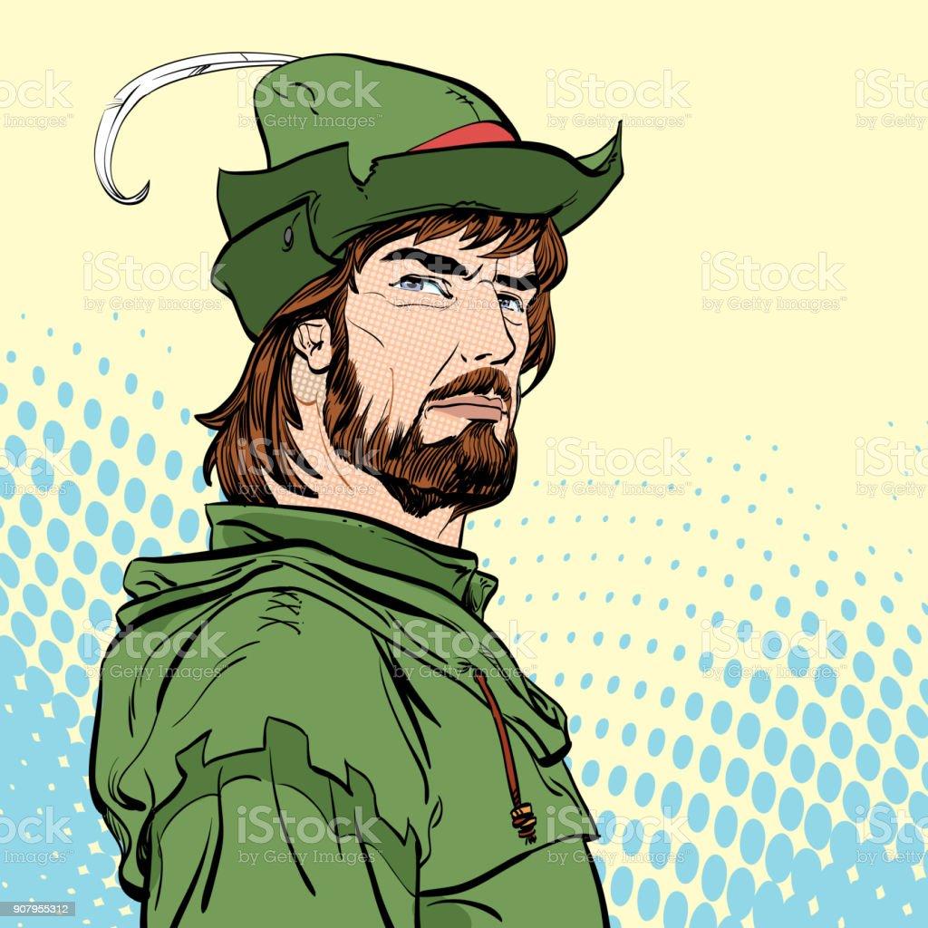 f235e2a7214 Robin Hood Defender Of Weak Medieval Legends Heroes Of Medieval ...