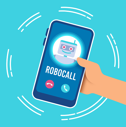 Robocall Telephone Call