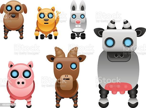 Robot farm animals set 1 vector id485886479?b=1&k=6&m=485886479&s=612x612&h=i7d7xlt1uh2vc15vn 1ktge sx2lxt8umtnreqtoi q=