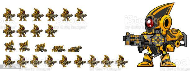 Robot game character vector id903502780?b=1&k=6&m=903502780&s=612x612&h=krmtmkitlwfhgv8tphcz14k7khdgyvzyr3ew9w0yaqc=