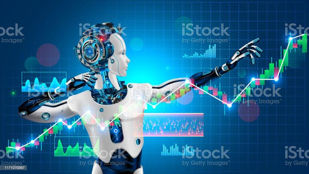 trader robot)