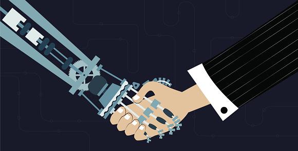 Robotic Handshake