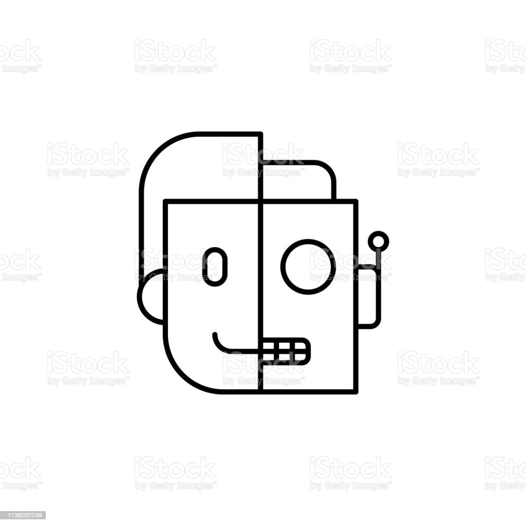 cyborg outline