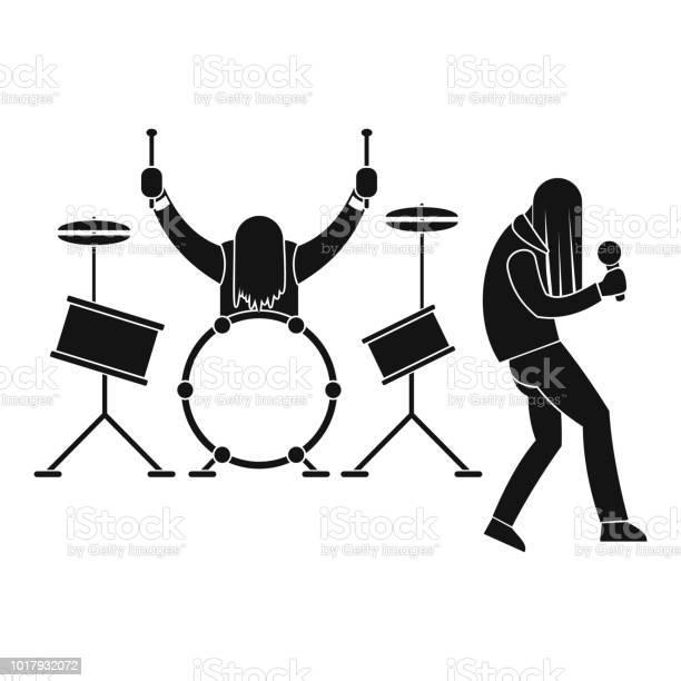 Rock band icon simple style vector id1017932072?b=1&k=6&m=1017932072&s=612x612&h=ystdc4izl8oj2tjy8an dvq6iv1euonsbo2xgydseqe=