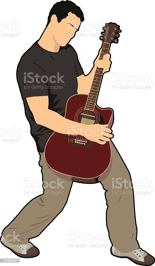 Rock On royalty-free rock on stock vector art & more images of adult