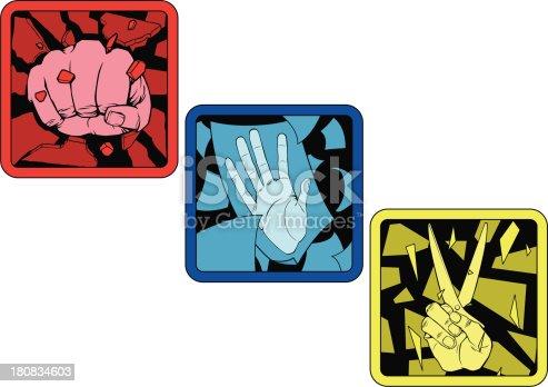 istock Rock Paper Scissors 180834603