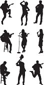 Rock stars singing and playing guitarhttp://www.twodozendesign.info/i/1.png