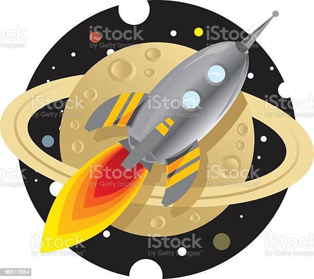Rocket Icon-vektorgrafik och fler bilder på Fart