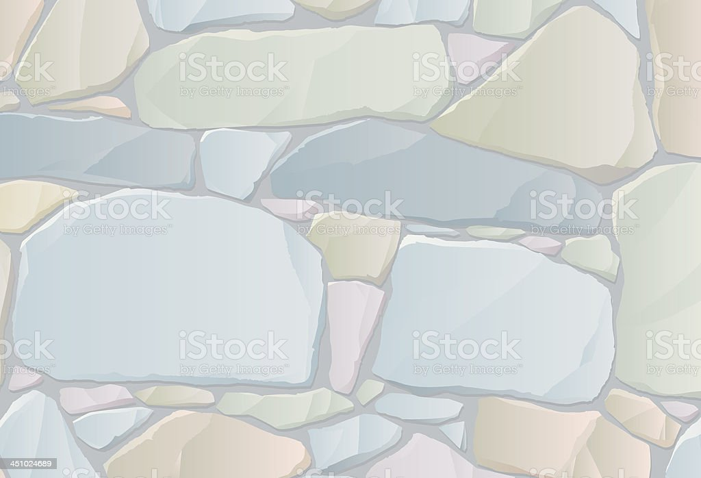 Rocks royalty-free stock vector art