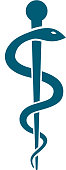 greek mythological symbol of medicine