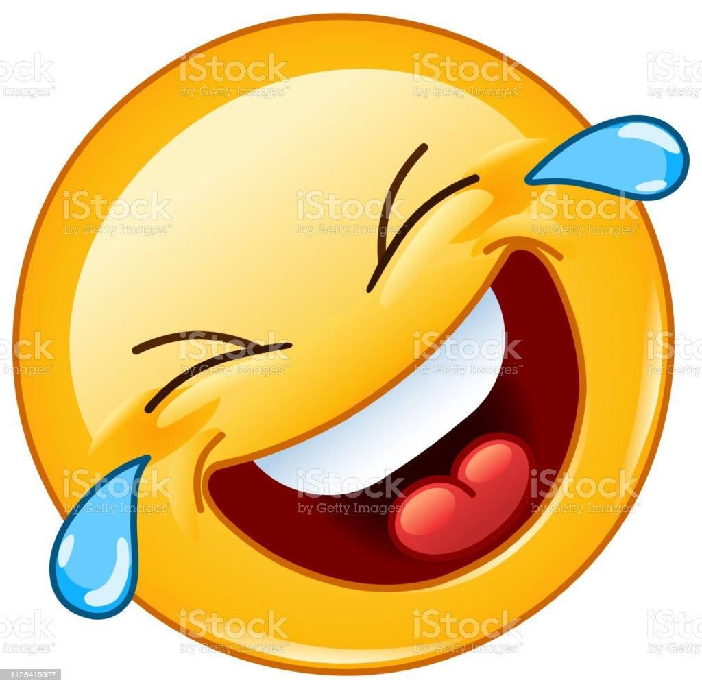 Lachen emoji tränen 😂 Laughing