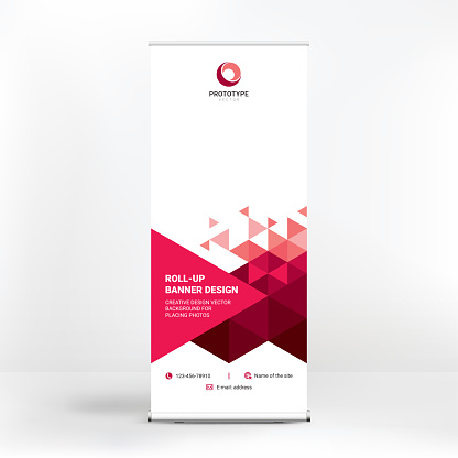 banner layout in eps 10 format, vector