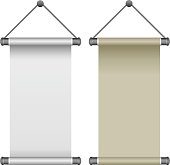 Blank roll-up banner,eps 10