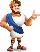Roman Emperor: Pointing