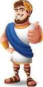 Roman Emperor: Thumbs Up
