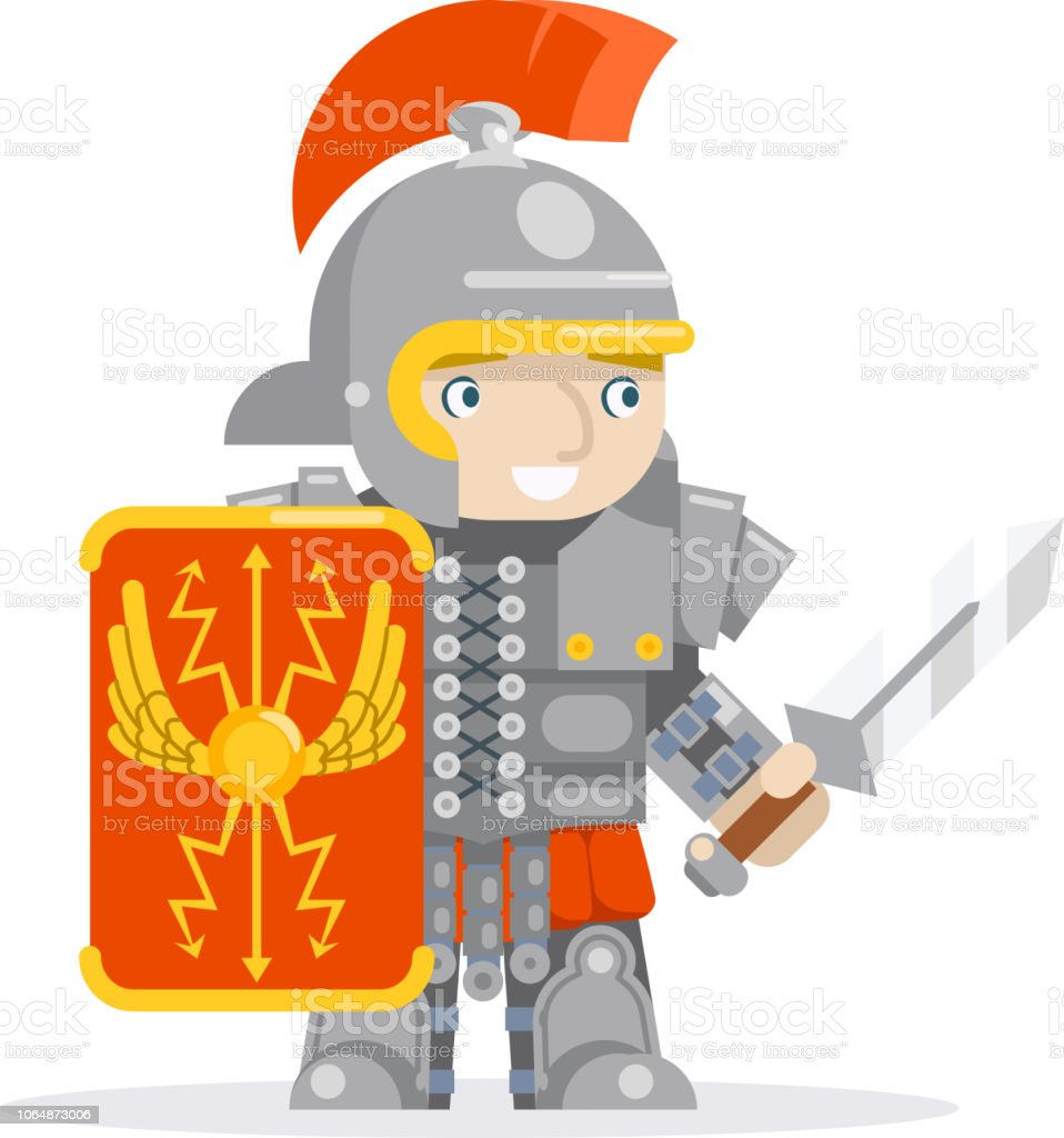 Roman Legionare Warrior Praetorian Guard Fantasy Action Rpg Game