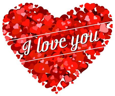 romance heart shape