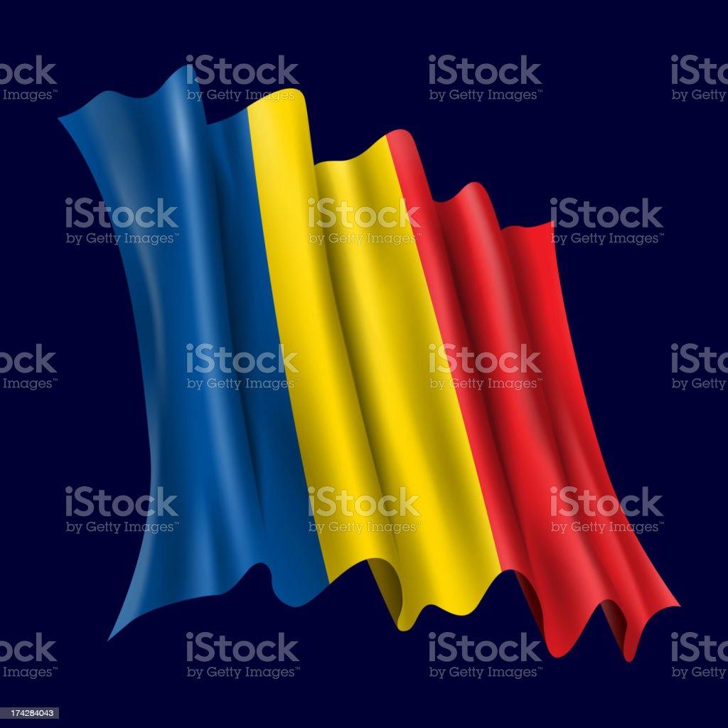 Romania, Romanian Flag royalty-free romania romanian flag stock vector art & more images of bucharest