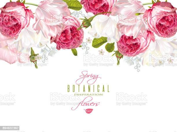 Romantic flowers horizontal banner vector id894632362?b=1&k=6&m=894632362&s=612x612&h=3zdppt 6kugsquehp5cjkksdkyx7qvjvepto94dc1cw=