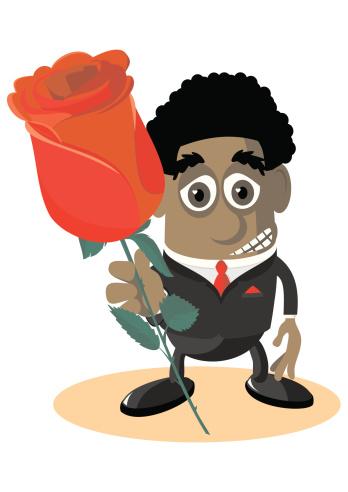 Romantic Man