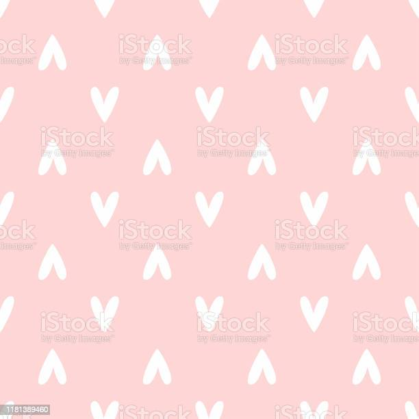 Romantic seamless pattern cute print with repeating hearts vector id1181389460?b=1&k=6&m=1181389460&s=612x612&h=bs gaxlsr52k7d  u17uru9mhgnxg bndl3lniouvuu=