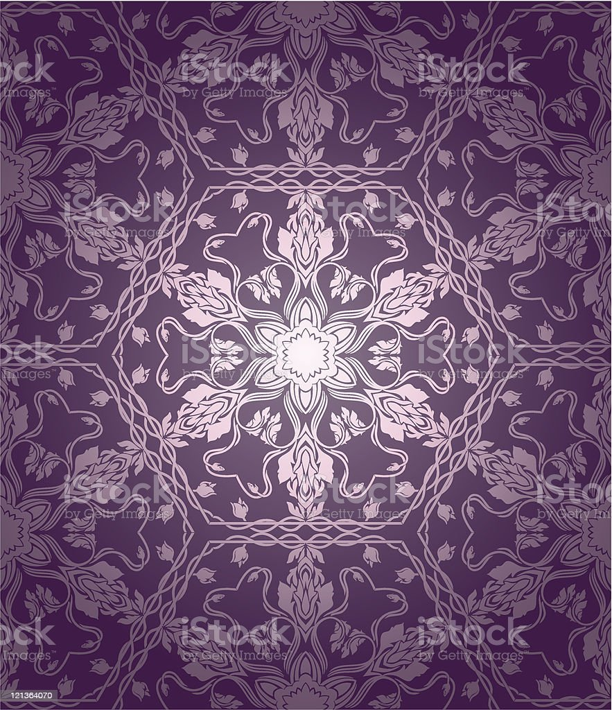 Romantic seamless wallpaper royalty-free romantic seamless wallpaper stock vector art & more images of abstract