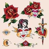 romantic tattoos