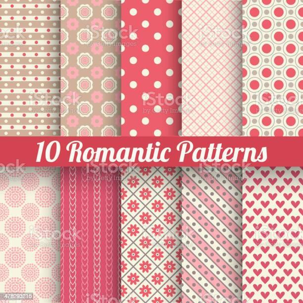 Romantic vector seamless patterns vector id478293215?b=1&k=6&m=478293215&s=612x612&h=dsd7y njdqtwexblhrwpqq99f8op83r7rojrufxkxzo=