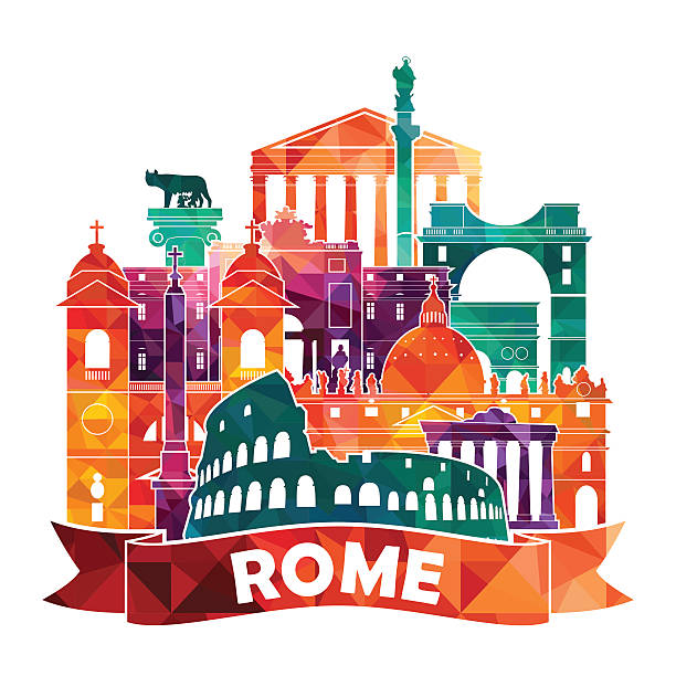 Image result for illustration rome