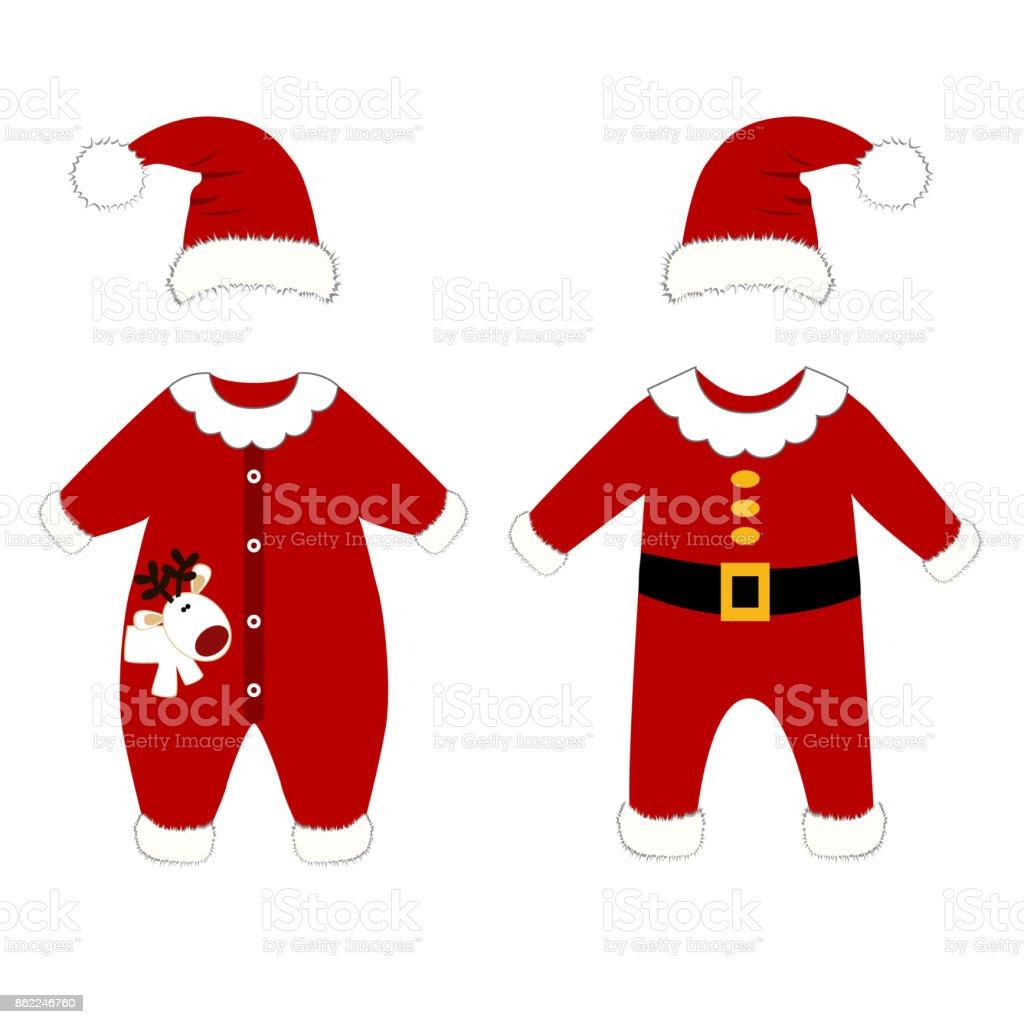 Ilustracion De Juego De Romper Trajes De Navidad Para Ninos Y Mas