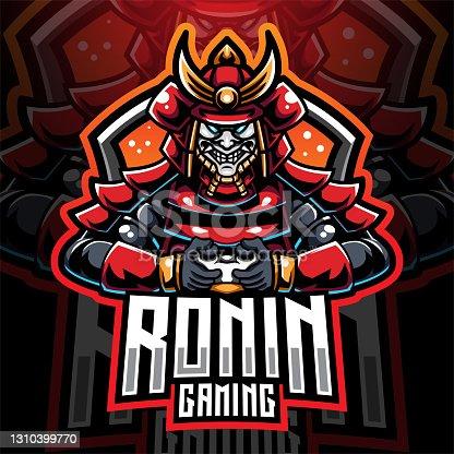 istock Ronin gaming 1310399770