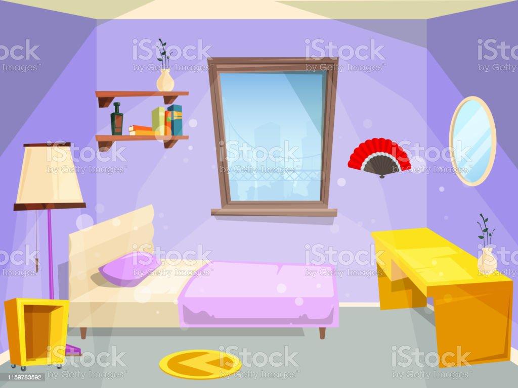 De La Place Pour Une Fille Chambre à Coucher De Maison Pour