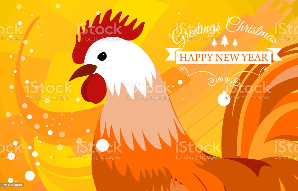 Rooster 2017 chinese new year greeting card christmas background rooster 2017 chinese new year greeting card christmas background beautiful royalty free rooster m4hsunfo