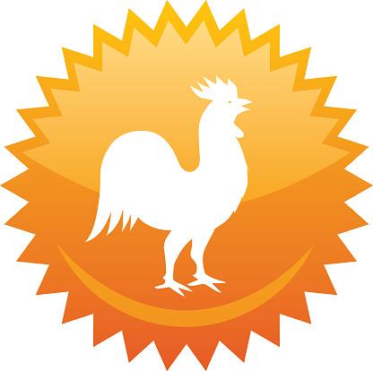 Rooster Emblem