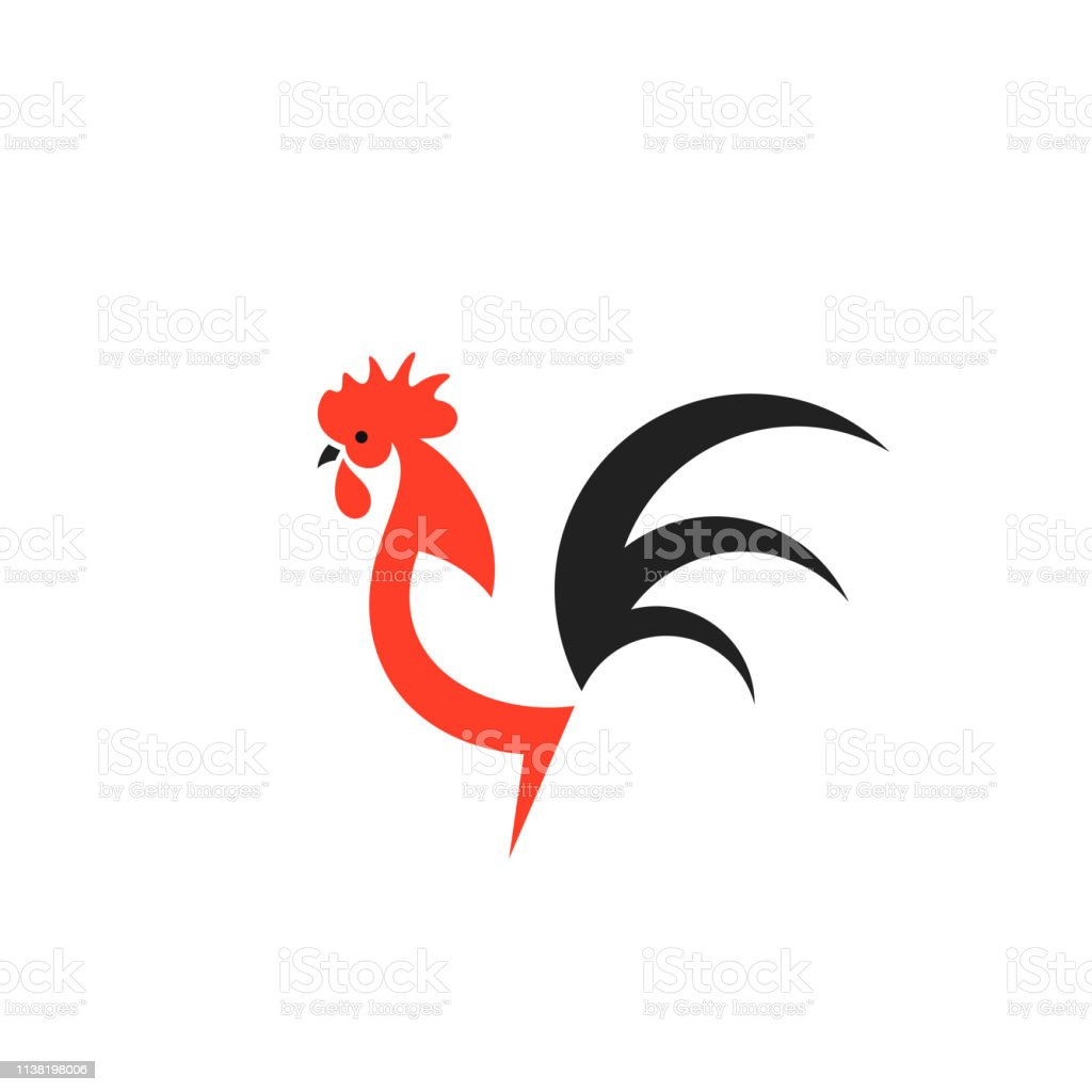rooster logo isolated chicken on white background stock illustration download image now istock rooster logo isolated chicken on white background stock illustration download image now istock