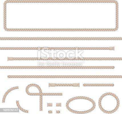 istock Rope 165926147