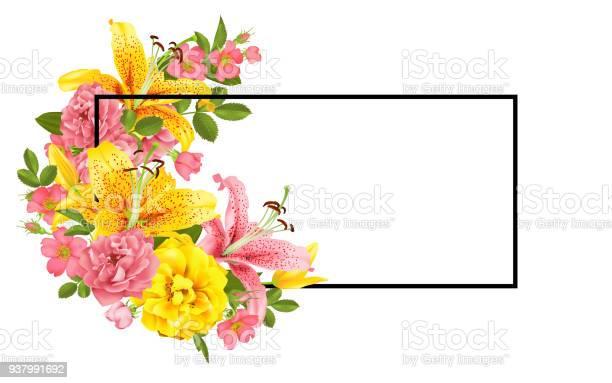 Rose and lily wedding invittion vector card vector id937991692?b=1&k=6&m=937991692&s=612x612&h=ejoxmzbnppwouebn6tqnzghyxdlgymdb0fzpg0plw c=