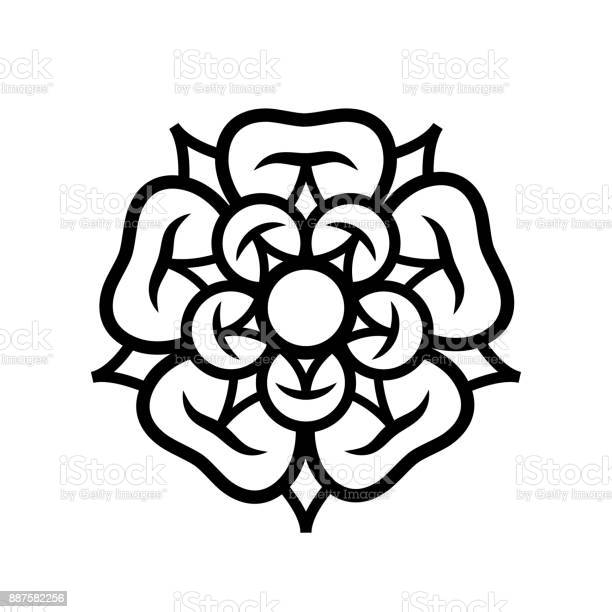 Rose flower from the garden of eden paradise flower the symbol of vector id887582256?b=1&k=6&m=887582256&s=612x612&h=fdhrb c8rta7nsrykswxqxhdfz iogy9dtifdzm6h u=