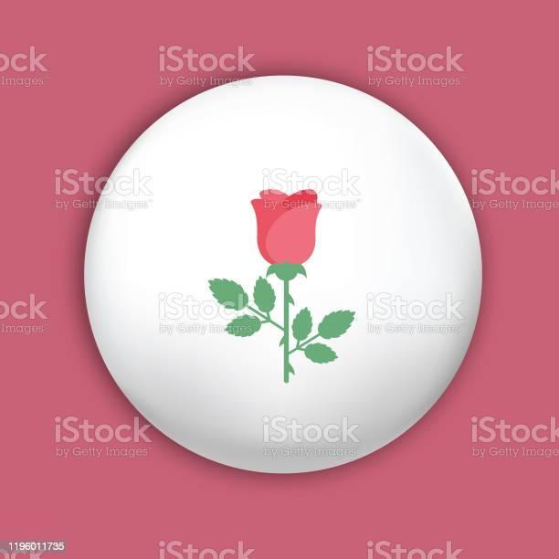 Rose flower icon in flat design vector id1196011735?b=1&k=6&m=1196011735&s=612x612&h=gyaj9r ky invsjqeiaf7gykwy 4 cqunjz3jzgapru=