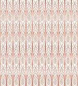 Rose gold royal pattern seamless vector. Luxury background. Lace design for birthday gift, wedding wrapping paper, beauty spa salon, yoga wallpaper, holiday christmas backdrop.