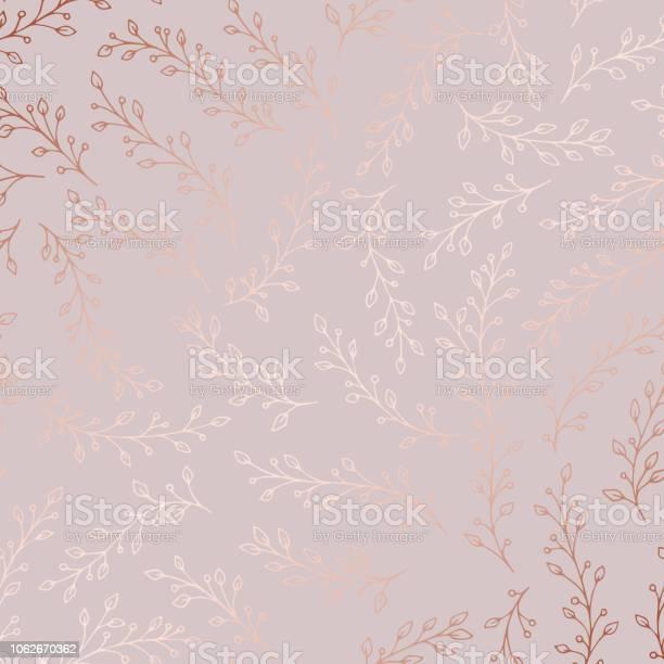 Rose gold vector pattern with branches vector id1062670362?b=1&k=6&m=1062670362&s=612x612&h=vrjdeva3agxzvwddlrkairyvg2jjio27a4ye1ayjkhi=