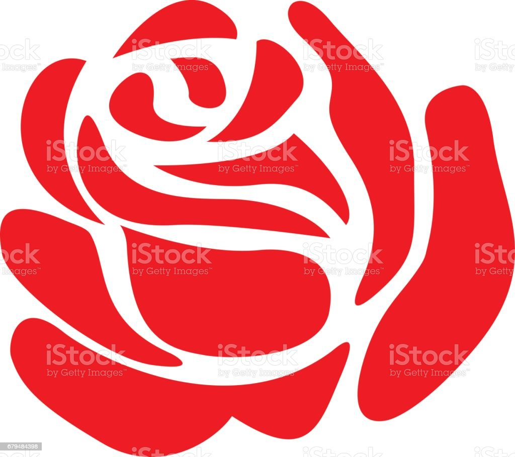 Rose Icon royalty-free rose icon stock vector art & more images of beauty