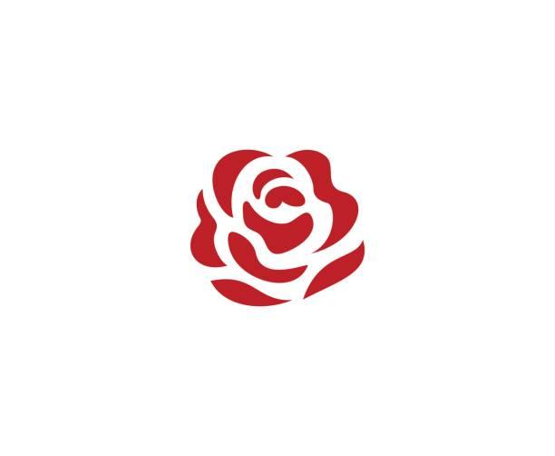 rose-symbol - rose stock-grafiken, -clipart, -cartoons und -symbole