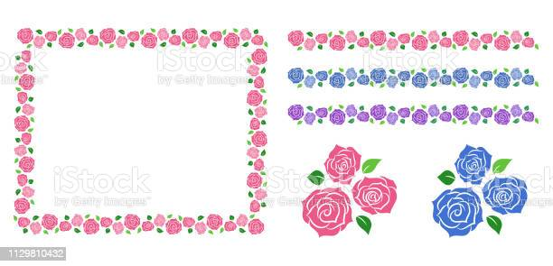 Roses decoration frame and line set vector id1129810432?b=1&k=6&m=1129810432&s=612x612&h=zwnaw 1pwgmwhg2xi0xijlxowrnpayb5nac1xxamsqa=