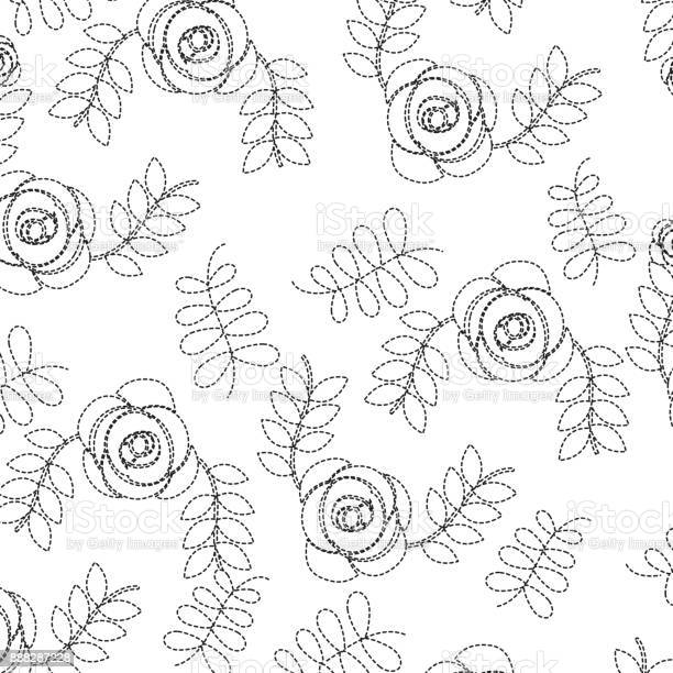 Roses flower natural leaves decoration pattern vector id888287228?b=1&k=6&m=888287228&s=612x612&h=6hwktkgfzw8tmvmzmtagsln gajujvsjatdzbrfalhq=